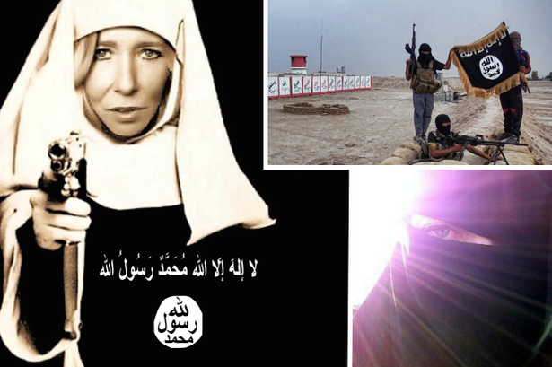 White British Woman Turned 'Most Wanted' Jihadi Is Training Girls To Attack The West