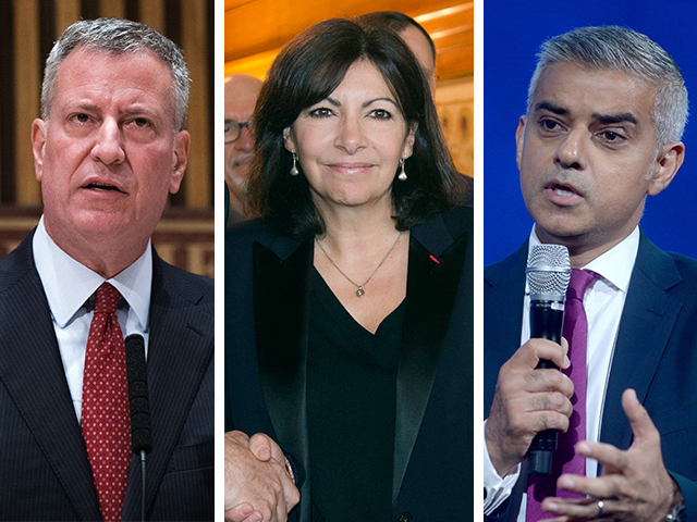 Manhattanistan: London, NYC, Paris Mayors Call For More Immigration In Response To U.S. Terror Attacks