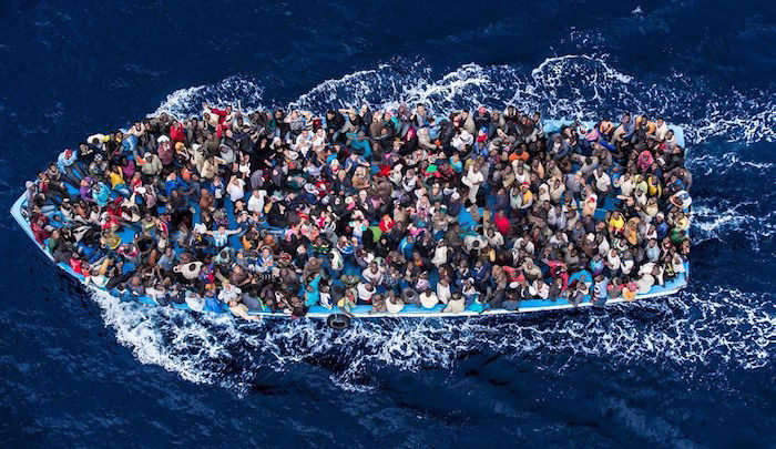 Muslim Migrant Boat Captain Faces Murder Charges For Pushing Christians Overboard