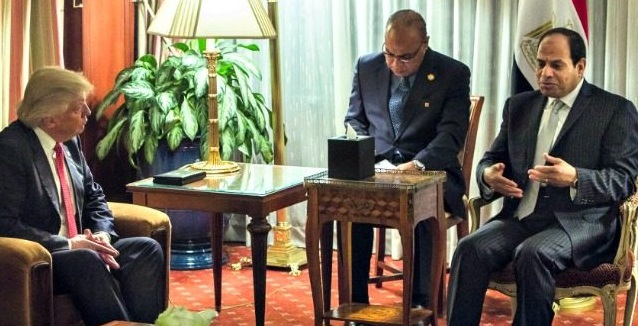 Egyptian Leaders Praise Trump, Blast Clinton And Obama For Supporting Muslim Brotherhood