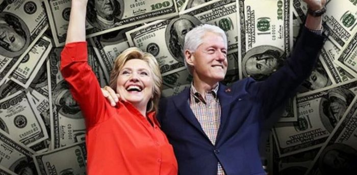 At Least 5 FELONS Among Clinton Foundation Donors Who 'Bought' Access To Hillary And Bill