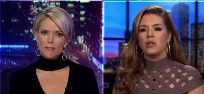 Megyn Kelly Catches Donald Trump's Alleged 'Miss Piggy' In Big FAT Lie (Video)