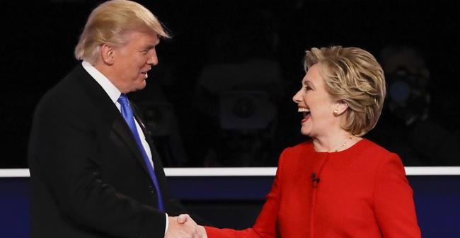 Online Votes Declare Trump Debate Winner, Despite Media Consensus For Clinton (Video)