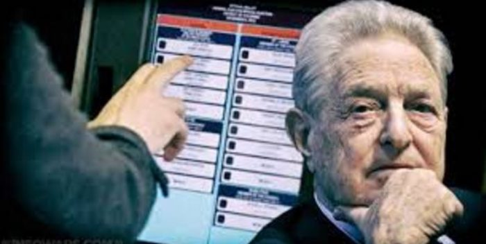 Leaked Memo: George Soros Foundation Seeking To Expand U.S. Online Voting Systems (Video)