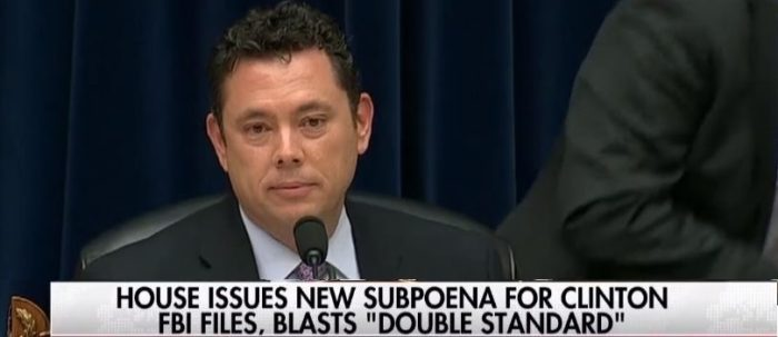 Lawmaker Issues Subpoena To FBI For Entire Clinton Probe Records (Video)