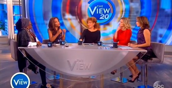 Bill Clinton Accusers Fire Back At 'The View' Host For Calling Them 'TRAMPS' (Video)