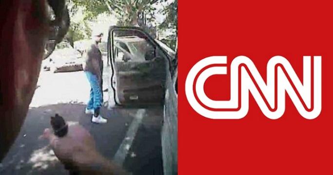 BIAS ALERT: Police Group Accuses CNN Of Deceptive Edit Of Charlotte Shooting (Video)