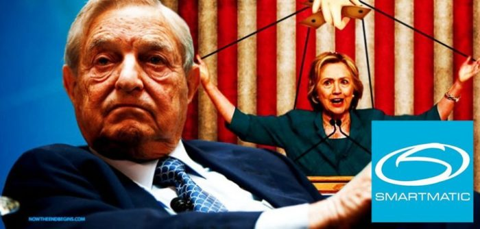 Soros Owned Company Has Provided Voting Technology In These 16 States (Video)