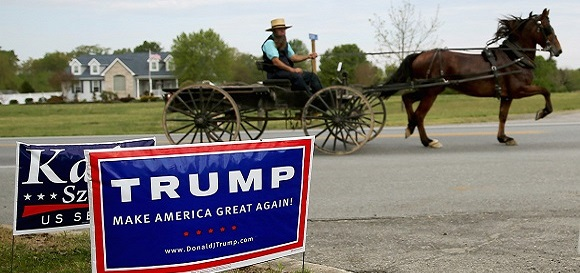 BREAKING: Amish Of America Endorse Trump For President – Hillary Campaign Staff Resigning! UPDATE
