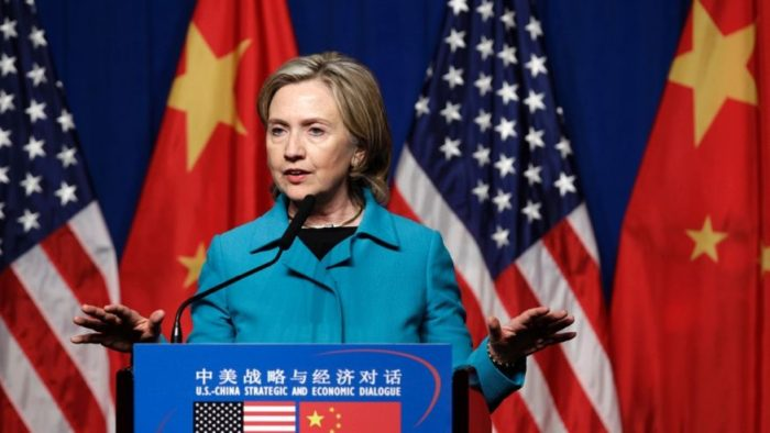 Hillary Clinton Aide Left Classified Information Behind On 2010 China Trip