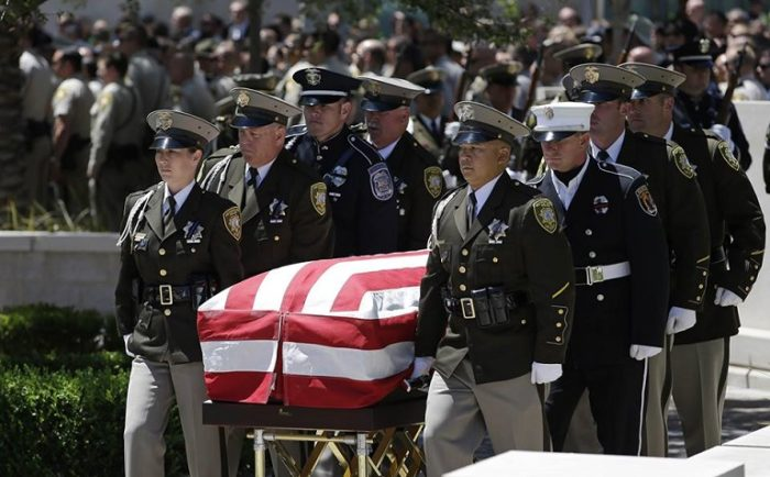 60 Police Officers Shot And Killed: Here's What We Know