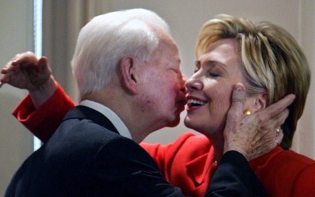 Remember When Hillary Praised Her 'Friend And Mentor' Fmr KKK Leader Robert Byrd (Video)