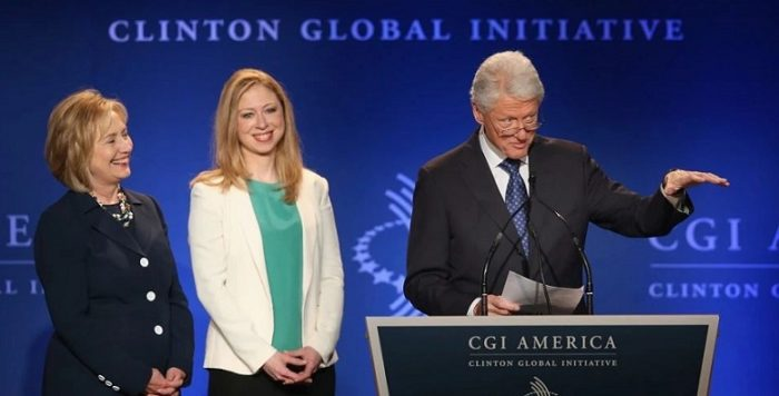 Trump Administration Will Pressure Foreign States To Probe Clinton Foundation