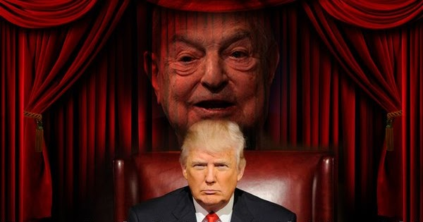 Soros Prepares For Trump War (Video)