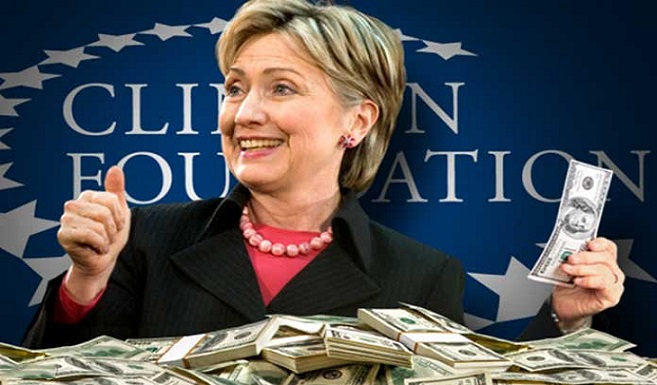 Clinton Foundation Busted, Again: Did Not Notify State Department Of $1 Million Qatar Gift (Video)