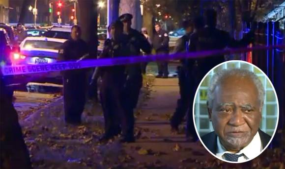 Congressman's Grandson Murdered Over Basketball Shoes In Gun Controlled Chicago (Video)