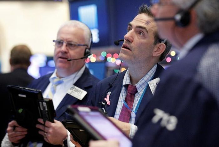 Dow, S&P Hit Highs; Trump Comment Hammers Drug Stocks