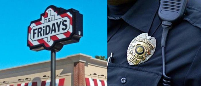 TGI Friday's Kicked Police Officers Out Of Their Restaurant… Now They're Paying A HUGE Price