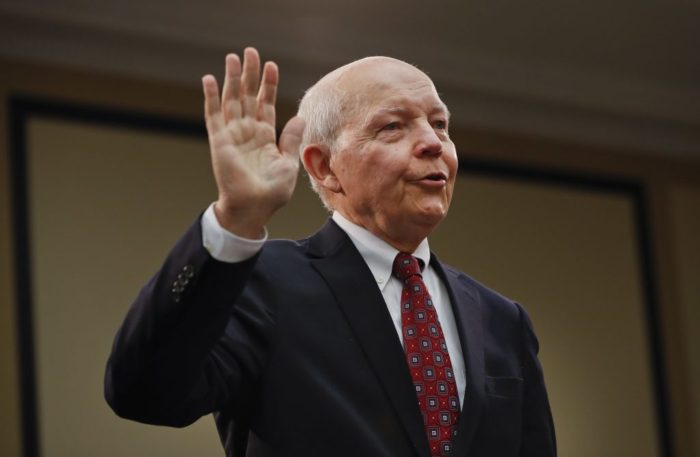 House Republicans Derail Impeachment Effort Against IRS Commissioner