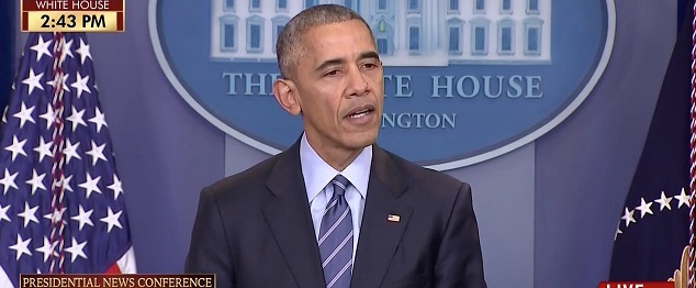 Obama : 'Every Country On Earth Sees America As Stronger' Than Before I Took Office (Video)