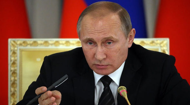 'The Bandits Will Feel This': Putin Vows Revenge For Assassinated Diplomat (Video)