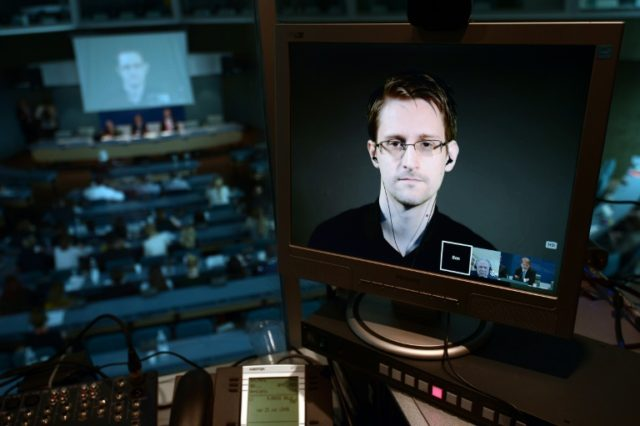 Edward Snowden: Don't Rely On 'Referee' To Censor 'Fake News' (Video)