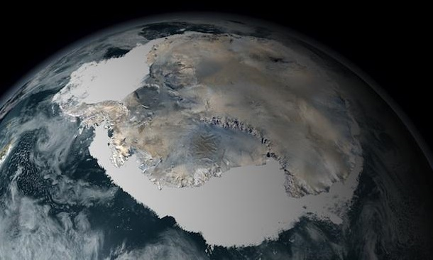 Liberal Heads Spinning After NASA Reveals New Polar Ice Cap Data And Photos (Video)