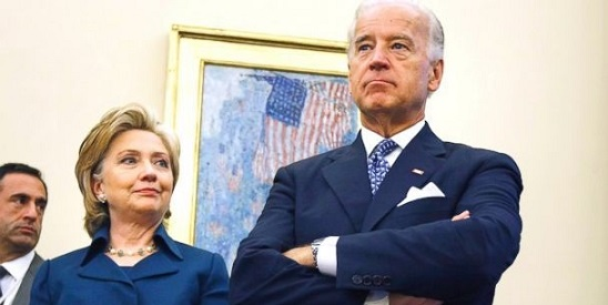 Biden On Hillary Losing To Donald Trump: 'I don't Think She Ever Figured It Out' (Video)