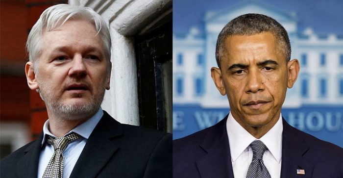 Wikileaks Calls Out Obama: 'PROVE Russian Hacking For Verification'