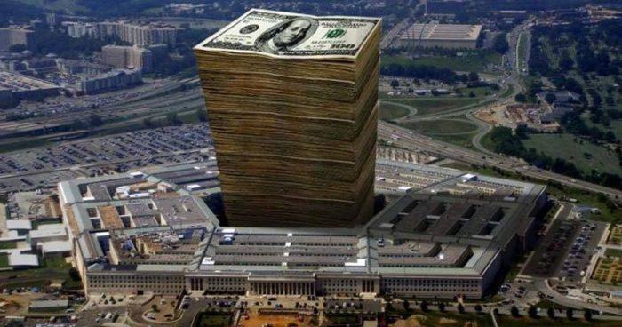 Under Obama, Pentagon Buried Evidence Of $125 Billion In Bureaucratic Waste (Video)