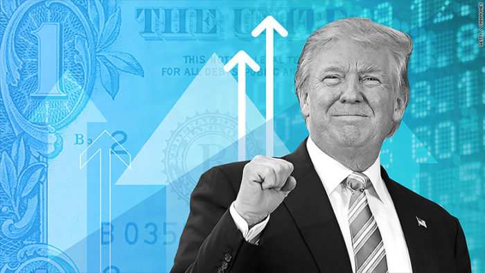 Thank You President Trump: The Dow Just Hit 20,000 For The First Time In History