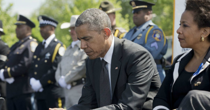 White House Refuses Lighting On National Law Enforcement Appreciation Day