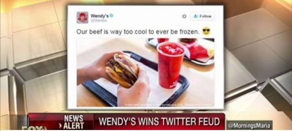 This Guy Learned The Hard Way Not To Mess With Wendy's On Twitter (Video)