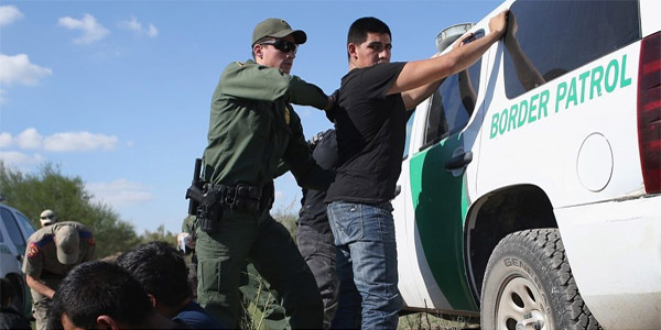 DHS: Over 530,000 Undocumented Immigrants Arrested In Fiscal Year 2016 (Video)