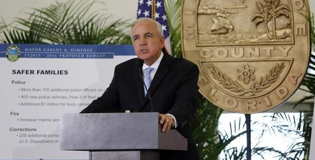 Miami-Dade Mayor Ends 'Sanctuary' Status, Orders Jails To Comply With Trump's Immigration Plan (Video)