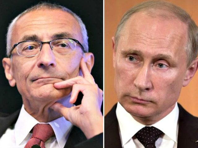 Wikileaks Bombshell: John Podesta Owned 75,000 Shares In Putin-Connected Energy Company (Video)