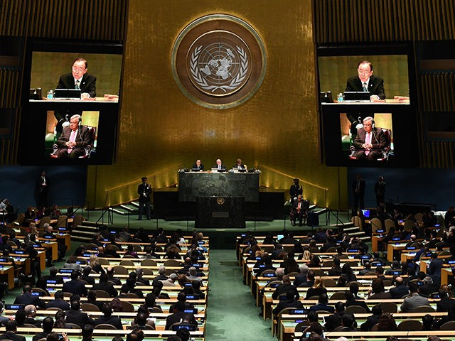 Report: Trump Considers Proposals For Cutting U.N. Funding