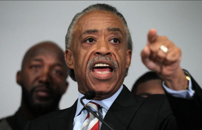 """Al Sharpton Speech To Blacks 'Kill The Pigs!""""… He Did Not Know The Camera Was On (Video)"""