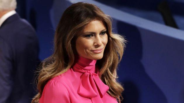 Fashion Designers Lining Up To Dress Melania Trump For Inauguration