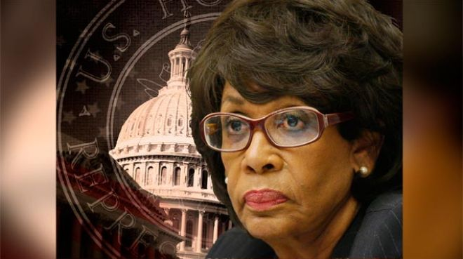 Dem Rep Waters: 'Investigation' Underway For Trump Impeachment; Evidence Not Required (Video)