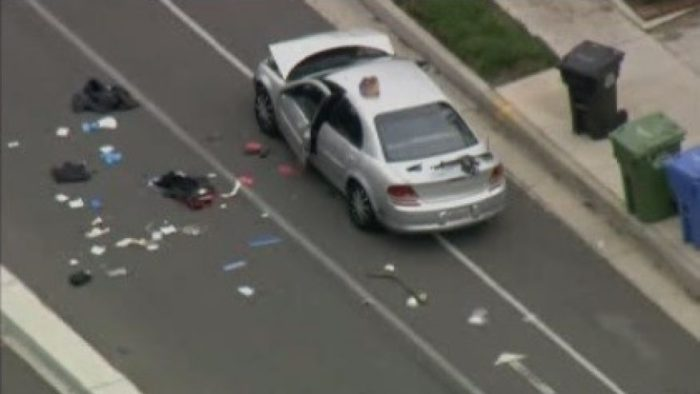 Officer Responding To Car Crash Is Shot Dead; 2nd Officer Wounded