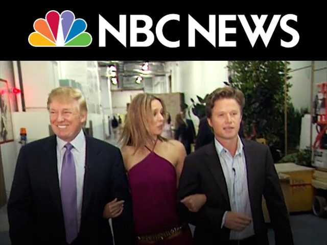 Report: NBC News Behind 'Access Hollywood' Video Leak To Hurt Trump