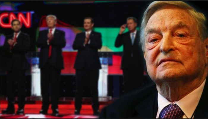 Soros Donated Tens Of Thousands To Top Republicans Who Fought Against Trump Presidency