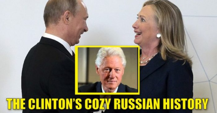 Hillary Clinton Busted! PROOF Of Cash Flow From Clinton Foundation Amid U.S. Russian Uranium Deal  (Video)
