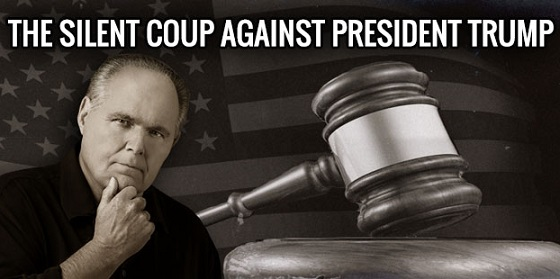 Limbaugh: 'We Are On The Verge Of A Genuine Constitutional Crisis' (Audio)