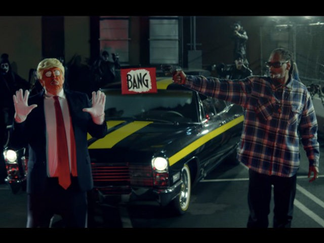 President Donald Trump: 'Failing' Snoop Dogg Would Be In Jail If He Shot Obama In Rap Video
