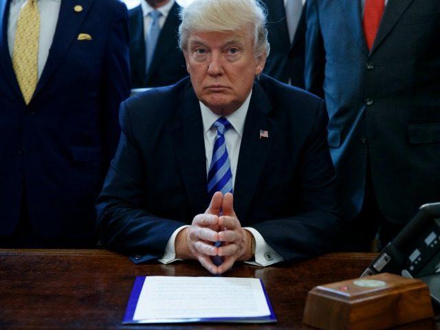 Latest Establishment Talking Point: Trump May Be Guilty Of 'Treason' (Video)