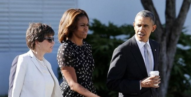 Obama 'Shadow Government' Growing – Valerie Jarrett Moves Into His DC Home