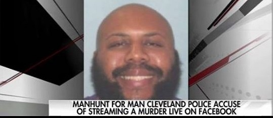 'Easter Day Slaughter': Cleveland Manhunt Underway For Gunman Who Murdered Man On Facebook Live (Video)