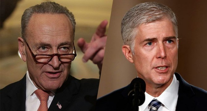 Desperate Left Launches Bogus Plagiarism Claim Against Judge Gorsuch
